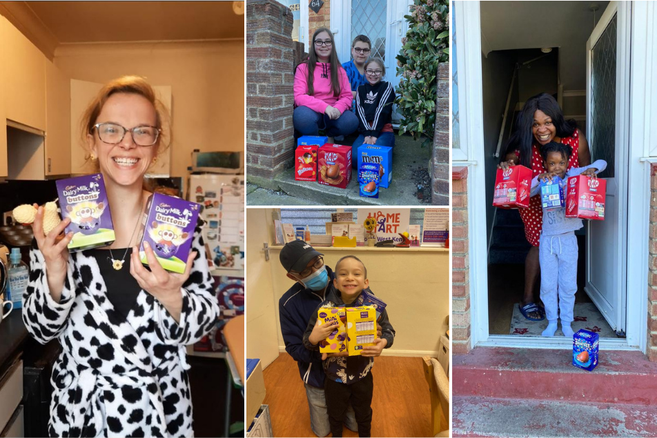 The RVT Group's Easter Appeal