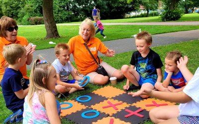 SUMMER 21 FAMILY ACTIVITIES